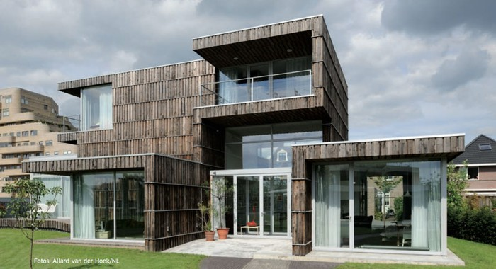 Pive House Windows and Doors on