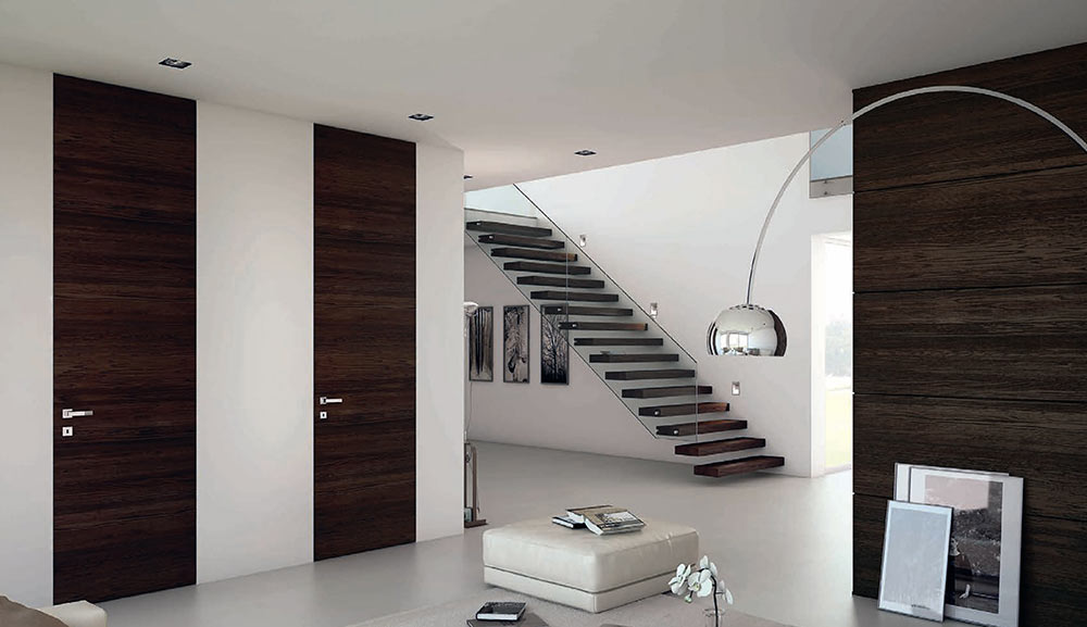 Flush Wall Doors 01