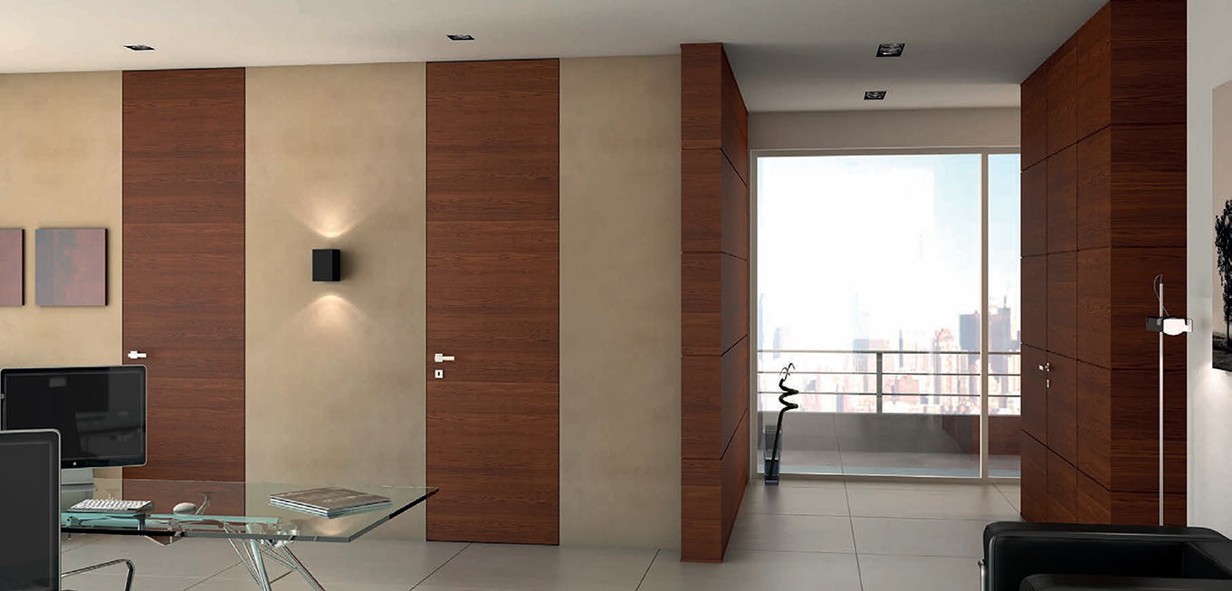Flush Wall Doors 03