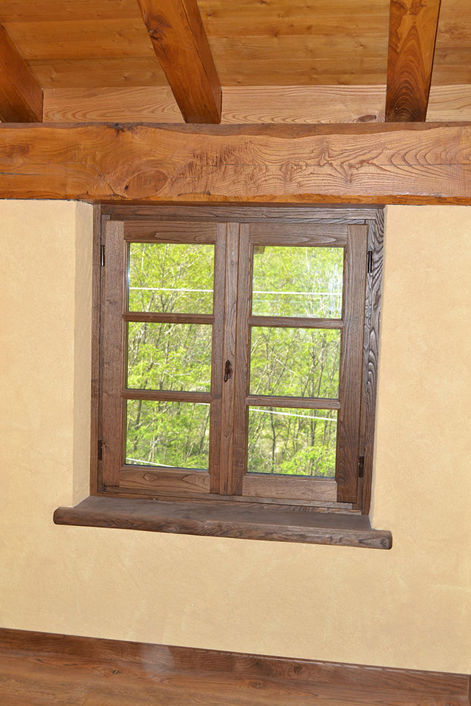 rustic windows and doors