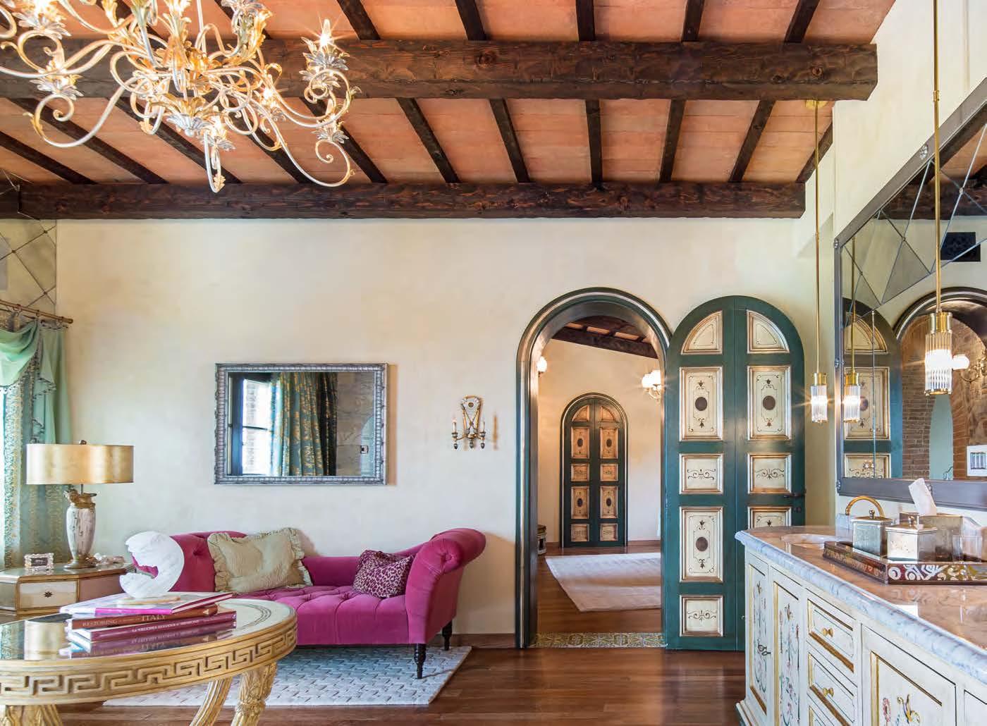 View Larger Image TuscanFarmhouse01