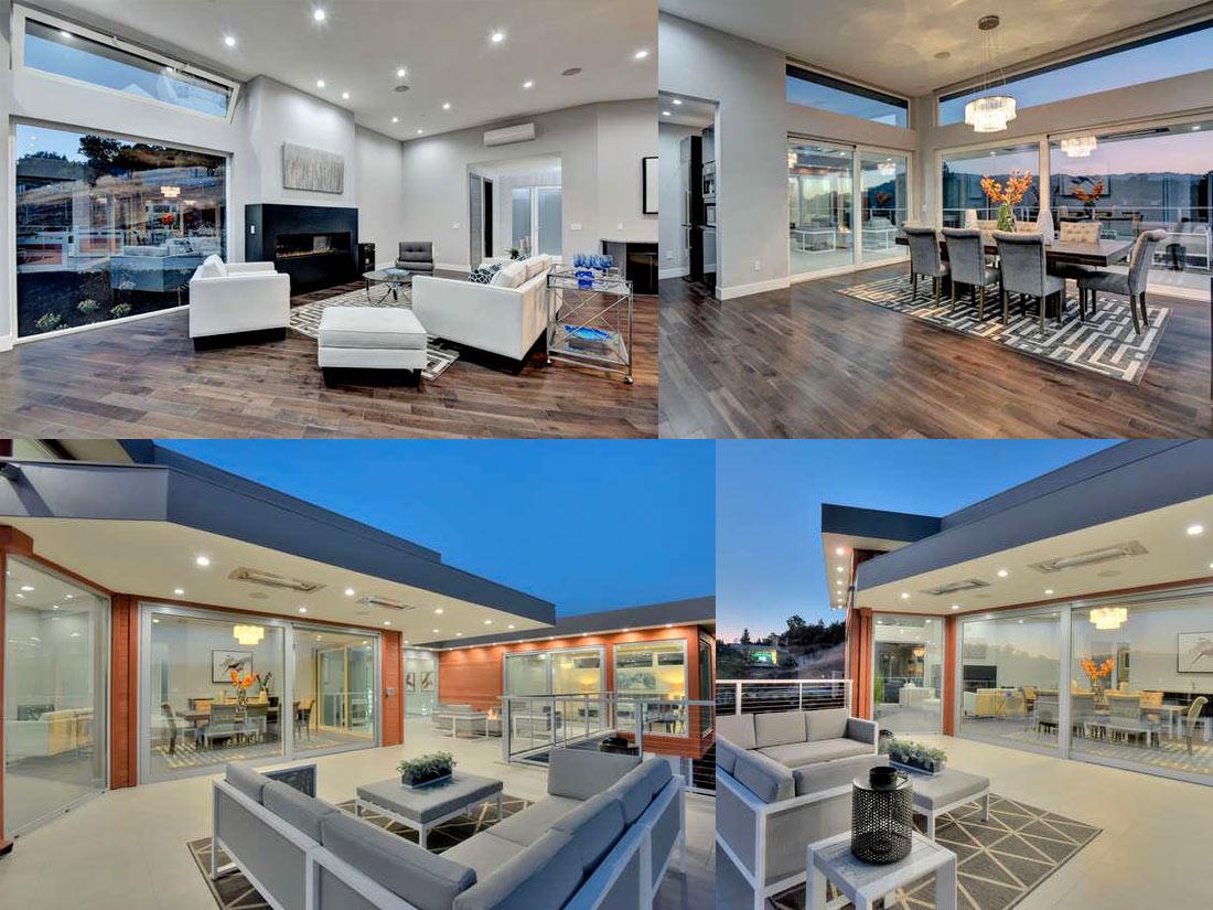 ... Los Altos Hills Contemporary 03 ...