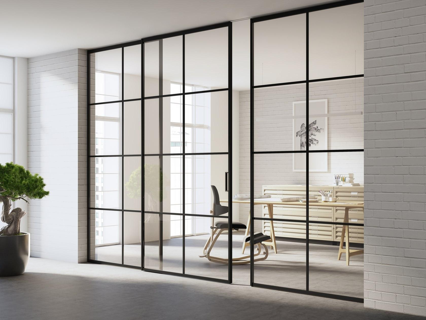 Factory glass doors 02